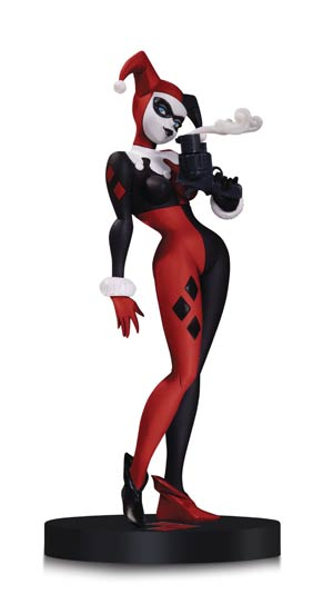 DC Comics Designer Series Harley Quinn By Bruce Timm Statue