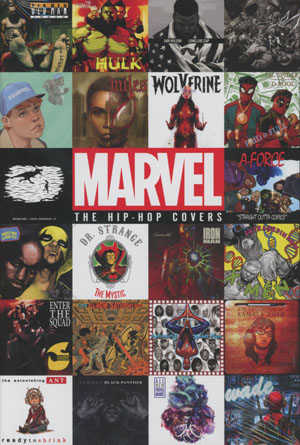 Marvel Hip-Hop Covers Vol 1 HC