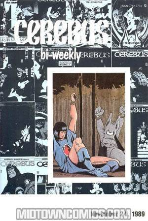 Cerebus Bi-Weekly #26
