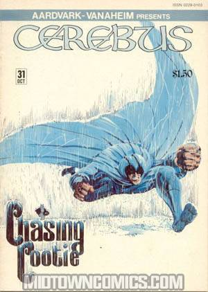 Cerebus The Aardvark #31