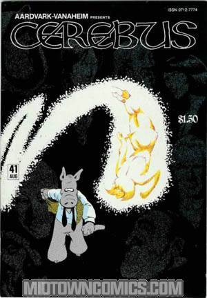 Cerebus The Aardvark #41