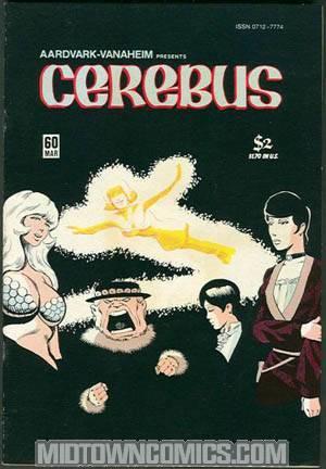 Cerebus The Aardvark #60