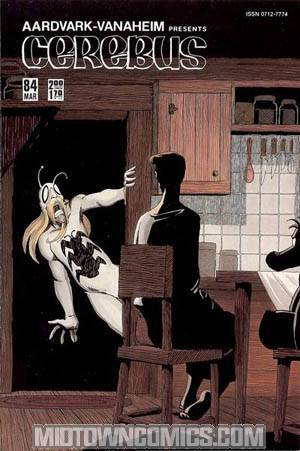 Cerebus The Aardvark #84