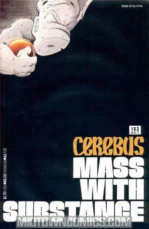Cerebus The Aardvark #103