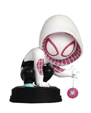 Marvel Animated Style Spider-Gwen Statue
