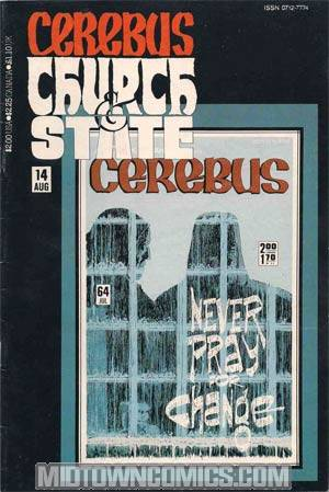 Cerebus Church & State #14