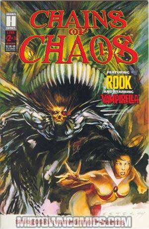 Chains Of Chaos #2