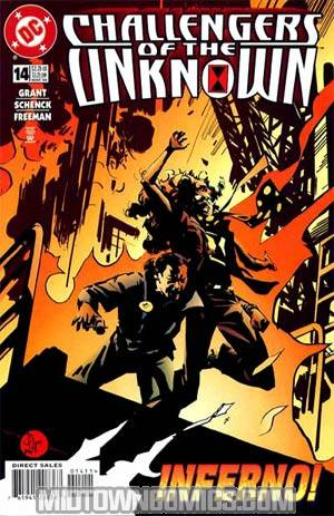 Challengers Of The Unknown Vol 3 #14