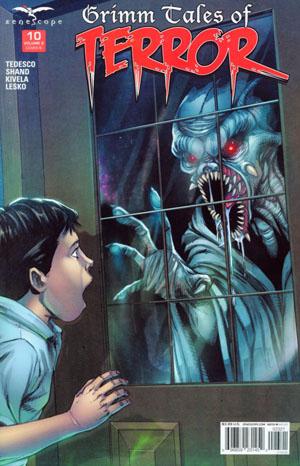 Grimm Fairy Tales Presents Grimm Tales Of Terror Vol 2 #10