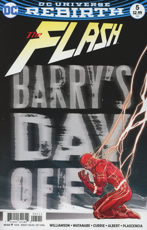 Flash Vol 5 #5 Cover A Regular Carmine Di Giandomenico Cover