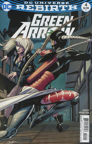 Green Arrow Vol 7 #4 Cover B Variant Neal Adams Cover