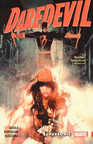 Daredevil Back In Black Vol 2 Supersonic TP