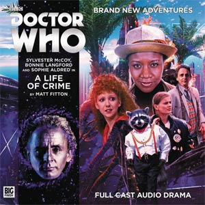 Doctor Who Life Of Crime Audio CD