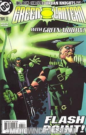 Green Lantern Vol 3 #164