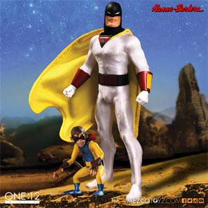 One-12 Collective Space Ghost Action Figure