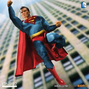 One-12 Collective DC Superman Classic Action Figure