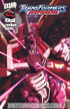Transformers Armada #11