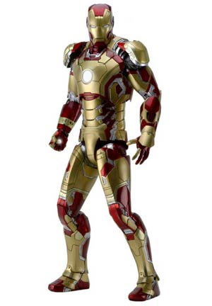 Iron Man 3 Iron Man Mark XLII Armor 18-inch Action Figure