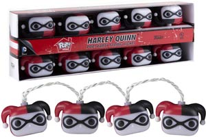 POP Lights DC Party Strings - Harley Quinn