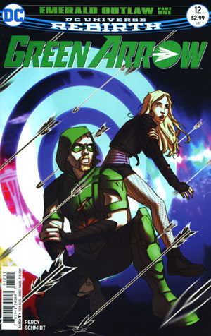 Green Arrow Vol 7 #12 Cover A Regular W Scott Forbes Cover