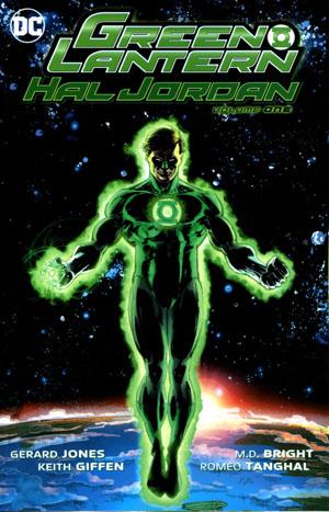 Green Lantern Hal Jordan Vol 1 TP