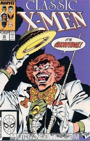 Classic X-Men #29