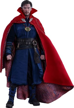 Doctor Strange 12-inch Action Figure By Hot Toys