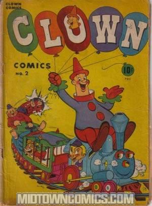 Clown Comics #2