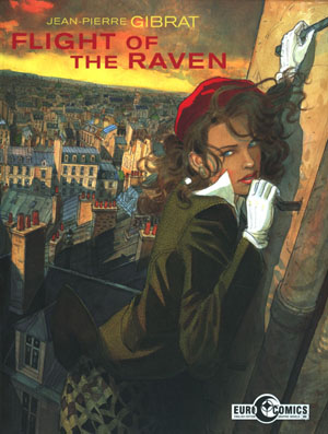 Flight Of The Raven TP