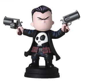 Marvel Animated Style Punisher Statue