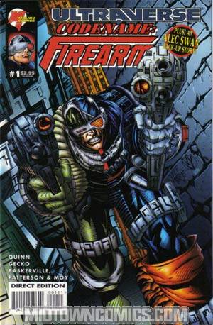 Codename Firearm #1