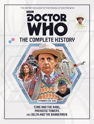 Doctor Who Complete History Vol 30 7th Doctor Stories 144-146 HC