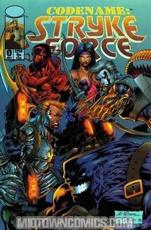 Codename Stryke Force #0