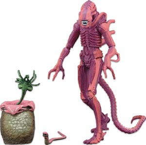 Aliens Xenomorph Warrior Arcade Appearance 7-Inch Action Figure