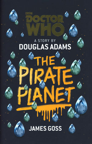 Doctor Who Pirate Planet HC
