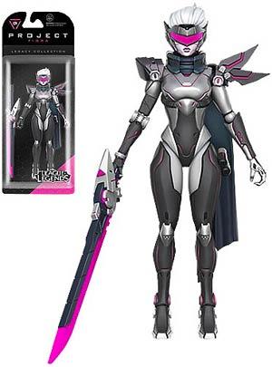 Legacy Action League Of Legends Fiora Action Figure