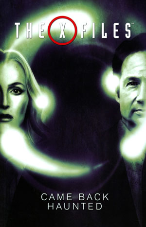 X-Files (2016) Vol 2 Came Back Haunted TP