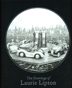 Drawings Of Laurie Lipton HC