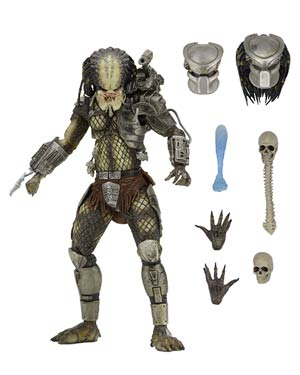 Predator Ultimate Jungle Hunter 7-inch Action Figure