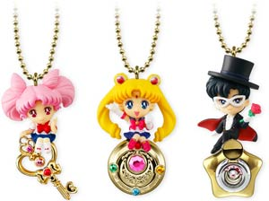 Sailor Moon Twinkle Dolly Special Set Of 3 Figures