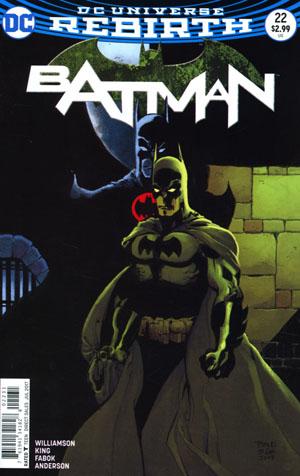 Batman Vol 3 #22 Cover C Variant Tim Sale Cover (The Button Part 3)