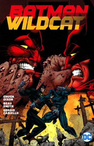 Batman Wildcat TP