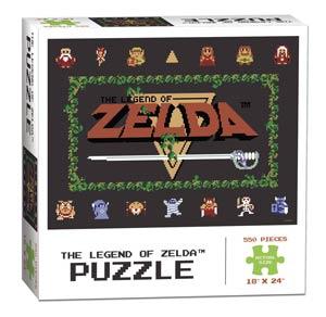 Legend Of Zelda Classic Puzzle