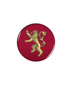 Game Of Thrones 2.25-Inch Magnet - Lannister