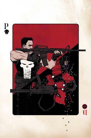 Deadpool vs Punisher #1 By Declan Shalvey Poster