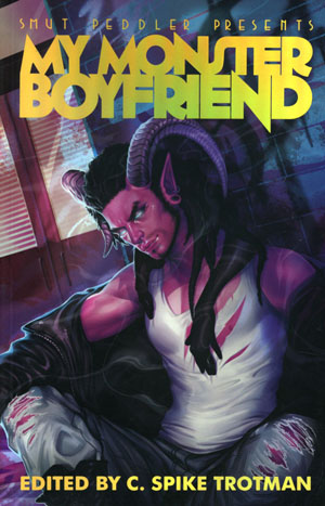 Smut Peddler Presents My Monster Boyfriend GN
