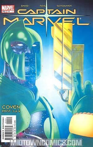 Captain Marvel Vol 4 #11