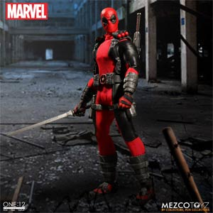 One-12 Collective Marvel Deadpool Action Figure
