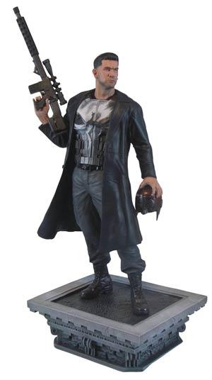 Marvel Gallery Punisher Netflix TV PVC Figure