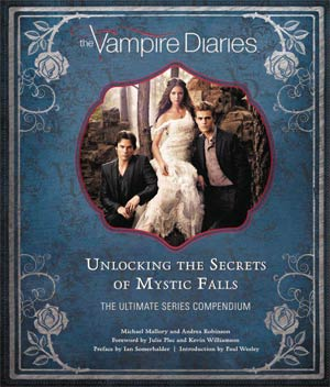 Vampire Diaries Ultimate Series Compendium HC